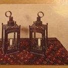 Vintage Signal Lanterns Of Paul Revere Postcard