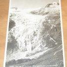 Vintage Glacier Du Rhone Rhonegletscher Belvedere Switzerland Postcard