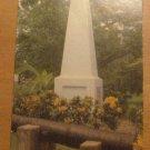 Vintage Holetown Monument St James Barbados Postcard