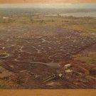 Vintage Pitch Lake Trinidad Wisconsin Postcard