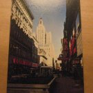 Vintage Westminster Mall Providence New England Postcard