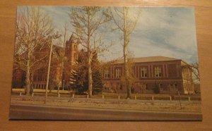 Vintage Western Montana College Of Education Dillon MT Postcard