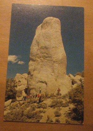 Vintage Winnedumah Inyo Mountains Independence California Postcard