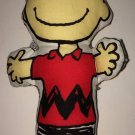 Vintage Peanuts Charlie Brown Plush Toy Doll