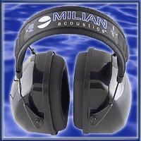 SV Professional Isolation Studio Recording Headphones