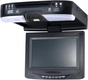 9.2 inch  roof mounted car monitor with DVD