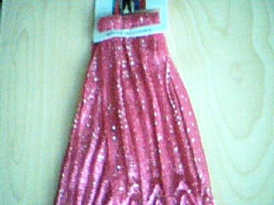 Hot Pink Zig Zag Fashion Scarf