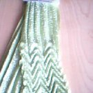 Green Zig Zag Fashion Scarf