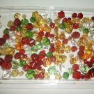 Autumn Crystal Bead Assortment
