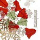 Christmas Themed Beads