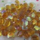 Topaz Glass Bead Assortment