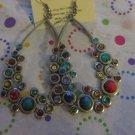 Multicolored Bubble Earrings