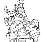 Collection of CHRISTMAS Printable Images 55 Pages