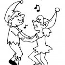 Collection of ELVE AND FAIRIES Printable Images 31 Page