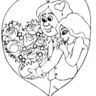 Collection of VALENTINE'S DAY Printable Images 119 Page