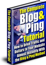 The Complete Blog and Ping Tutorial