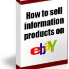 How to Make Money Selling Information Products on eBay