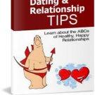 Healthy Dating & Relationship Tips Men Women Family