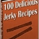 100 DELICIOUS BEEF JERKY RECIPES