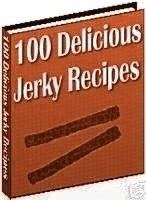 100 DELICIOUS BEEF JERKY RECIPES
