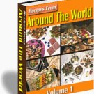 Over 1000 EXOTIC RECIPES from around the world