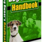 Care for your dog! THE DOG OWNERS HANDBOOK