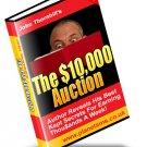The $10,000 Auction