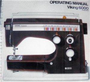 VIKING HUSQVARNA 6440 SEWING MACHINE MANUALS