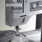 BERNINA 1030 / 1020 SEWING INSTRUCTION MANUAL GUIDE CD