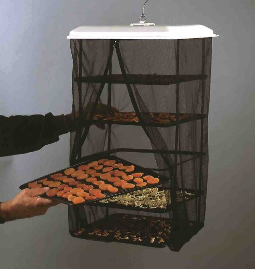 FOOD PANTrie Non-Electric Dehydrator & Sprouter