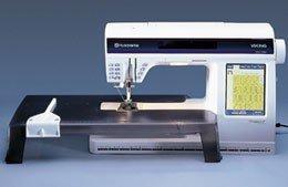 VIKING HUSQVARNA QUILTER'S TABLE  DESIGNER SERIES #412 62 50-02  Designer SE, Designer I, II, SE, SL