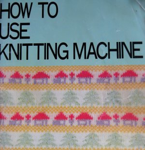 Brother Knitting Machine Instruction Manual for Punchcard models Listed - on CD in PDF format