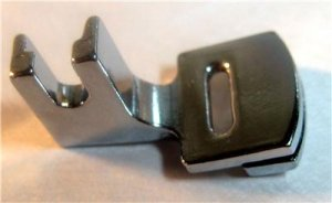 Low Shank Sewing Machine Double Shirring Foot  New