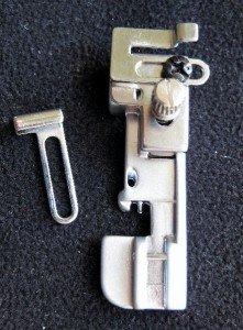 Serger Elastic Applicator Foot Bernina/Juki /Bernet etc