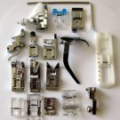*17* Feet Set for Bernina Sewing Machine *New* Style