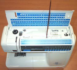 THREAD STEM - USE LARGE CONES WITH YOUR SEWING MACHINE