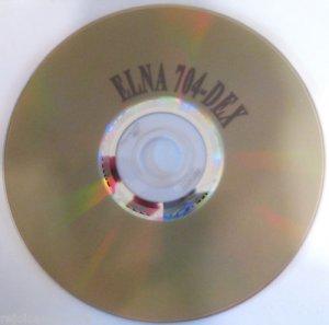 ELNA  Serger  704 DEX   Instructional Video   DVD