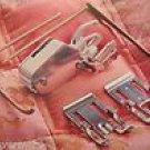 Husqvarna Viking Original Interchangeable Dual Feed -- Walking Foot (5)-(7)