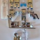 12 Sewing Feet Set Baby Lock, Brother, Pfaff,  Viking