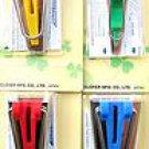 """Set - 4 BiasTape Makers 1/4"""" 1/2"""" 3/4"""" 1"""" (6mm, 12mm, 18mm, 25mm) Japan - Clover"""
