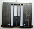 Viking Straight Stitch Needle Plate 4125330-02 Platinum,Prelude,Scandinavia Ser.