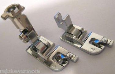 """Hemmer Feet 6mm -1/4"""" & 4mm - 3/16"""" for Bernina Old Style 730-1630"""