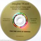 Baby Lock Imagine/Wave Instructional Video DVD