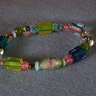 Beautiful Glass Beads Bracelet