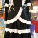 Lotita cosplay maid costume