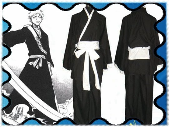 Bleach cosplay  Black Dress
