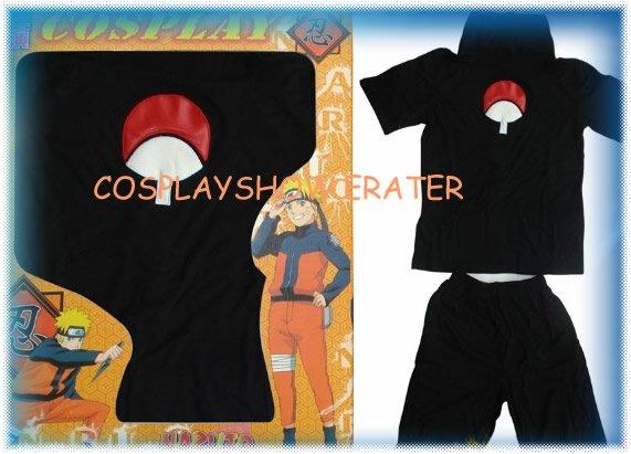 cosplay,uzumaki naruto 2 costume (Black )