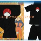 cosplay,uzumaki naruto 2 costume (Black )