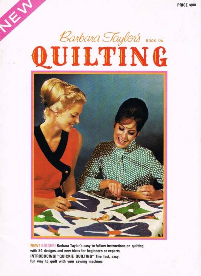 Book on Qulting by Barbara Taylor Pattern Instruction Booklet Quilts Bolsters Pillows Animals A1073