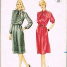 Vintage 70's Butterick Sewing Pattern 3932 Long or Short Sleeve Dress Size 12 Petite UNCUT